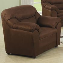 Picture of Taylor Casual Chair in Chocolate