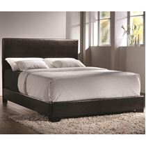 Picture of Conner Queen Upholstered Bed with Low Profile