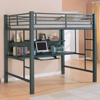 Picture of Bunks Futon Bunk Bed