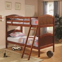 Picture of Bunks Twin Over Twin Bunk Bed