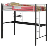 Picture of Bunks Twin Workstation Loft Bed