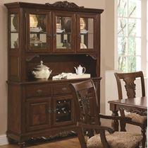 Picture of Addison Traditional China Cabinet
